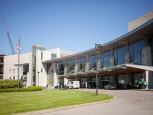 UVM Medical Center exterior