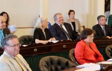 After weeks of strife, few fireworks in daylong veto session