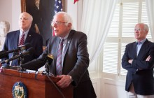With $5.2M on hand, Sanders outpaces rest of delegation in election fundraising
