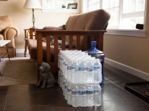 Water bottles (chemfab)