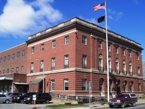Brattleboro federal court post office