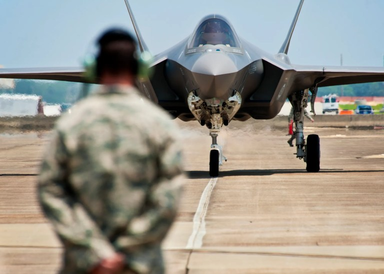 Problems have plagued the F-35 for many years