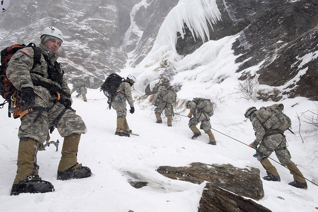 Avalanche Strikes 6 US Army Soldiers at Smugglers Notch in Vermont