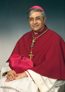 Bishop Salvatore Matano