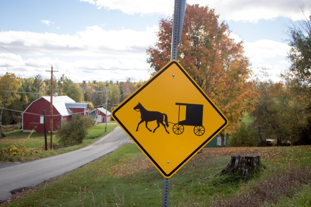 Amish Families Quietly Take Up Residence In The Northeast