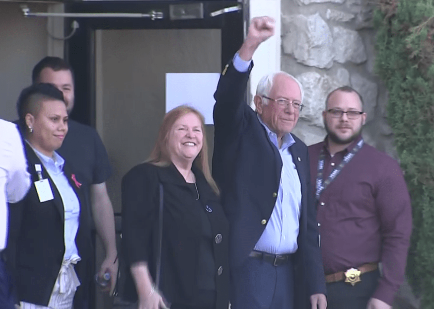 Margolis: In matters of the heart attack, Sanders needs to be forthright - VTDigger