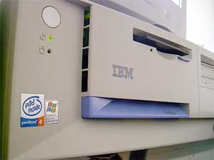 IBM is one of the companies in the state that Vermonters for Health Care Freedom says could be hurt by the Shumlin administration's single payer health care plan.