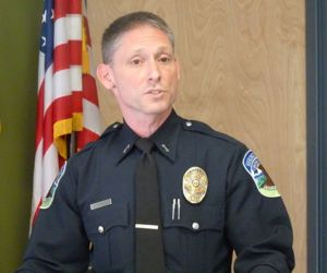Burlington Chief of Police Michael Schirling. Photo by Anne Galloway