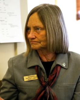 Rep. Martha Heath, D-Westford, chair of the House Committee on Appropriations. Photo by Roger Crowley/for VTDigger