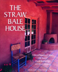 """""""The Straw Bale House"""" has been one of Chelsea Green's best-sellers since it was published in 1994."""