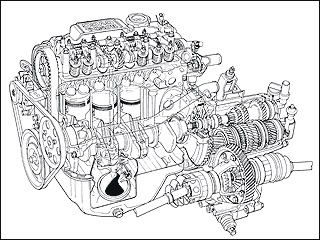 New Ferrari F1 Engine New Honda F1 Engine Wiring Diagram
