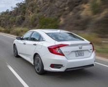 Is the '16 Civic the New '96?
