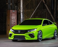 Turbo Civic for 2015