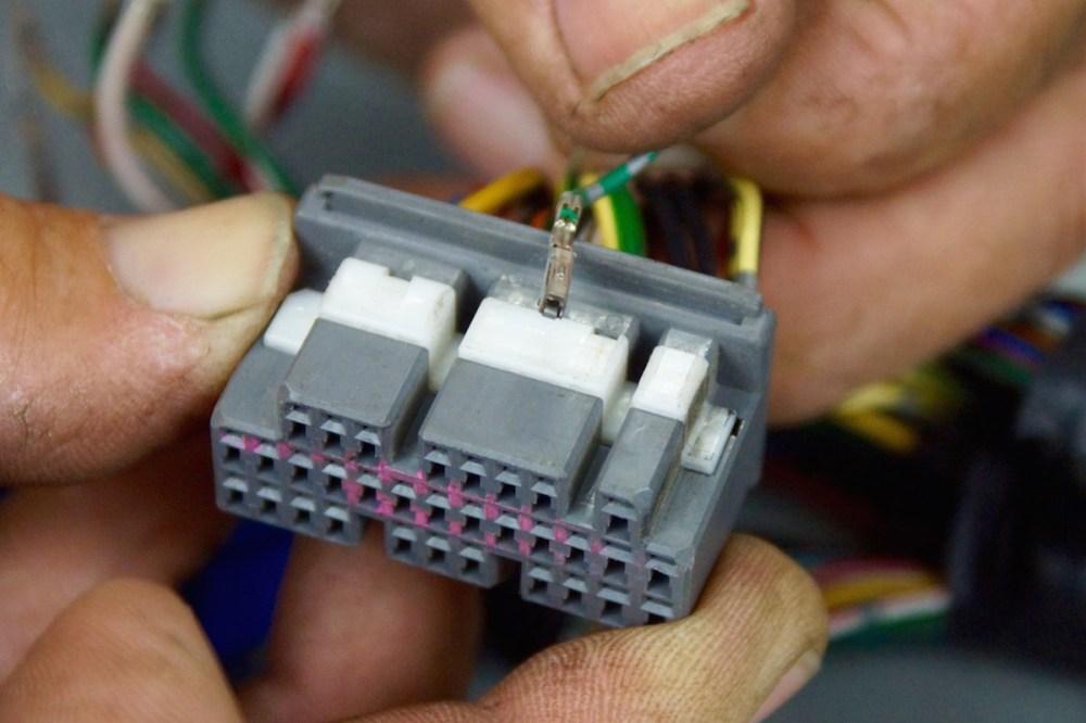 medium resolution of  ecu pin removal guide vtec academy p vtec wiring diagram on sensor diagram