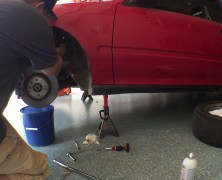 Project 1992 Civic Brakes and More
