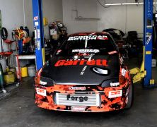 Tech Inspection: Drag Race Driveline