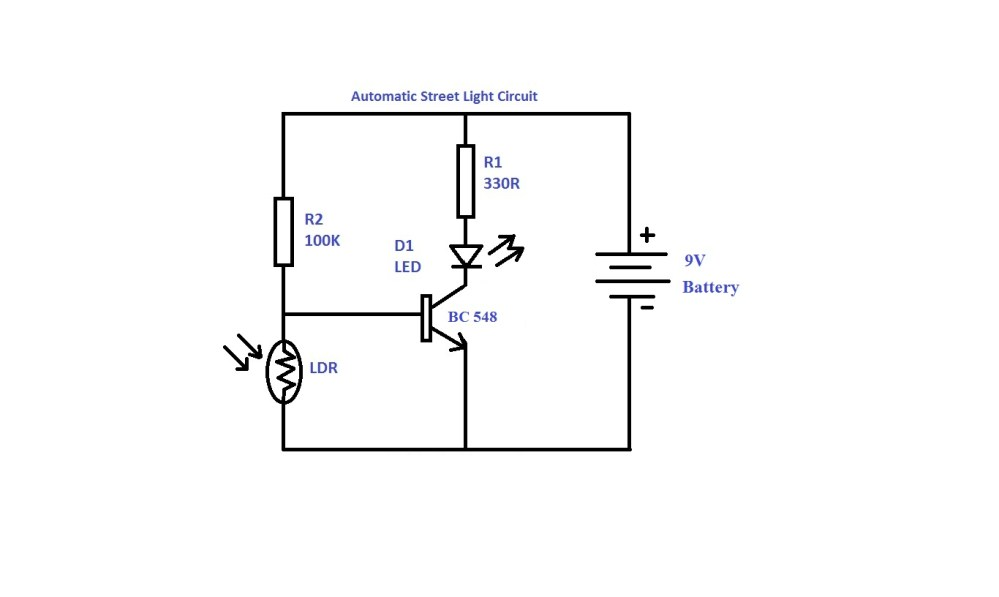 medium resolution of automatic street light circuit diagram schema wiring diagram automatic street light switch circuit diagram automatic street light circuit diagram