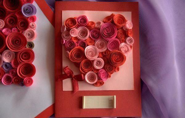 Как сделать объемную открытку розы, день рождения