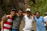 Zion hike - 11