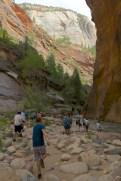 Zion hike - 24