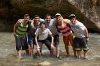 Zion hike - 9