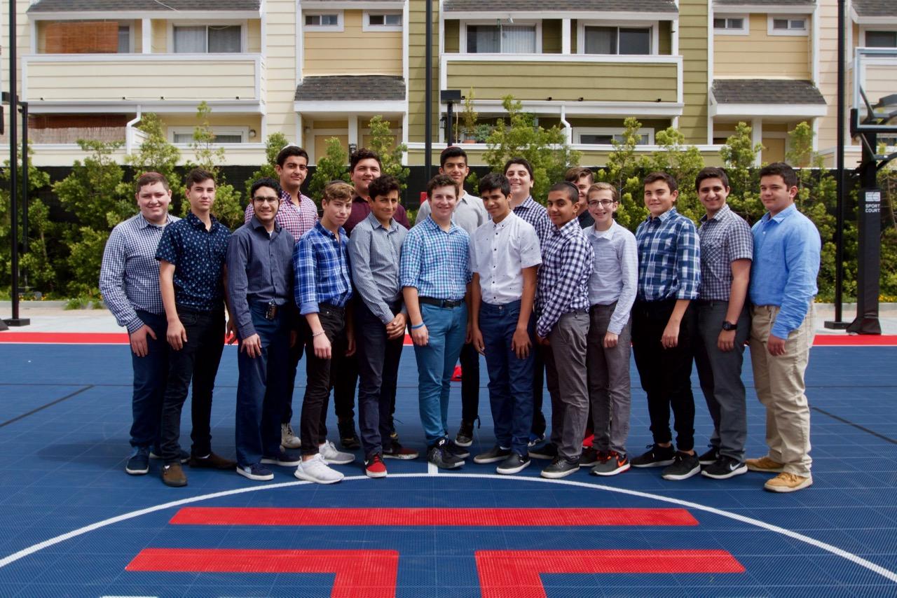 VTHS Boys - 2