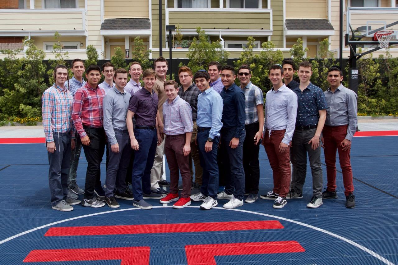 VTHS Boys - 4