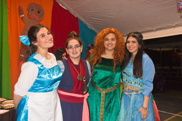 Purim Girls Div 5779 - - 16