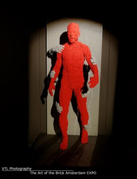 Amsterdam EXPO The Art of the Brick