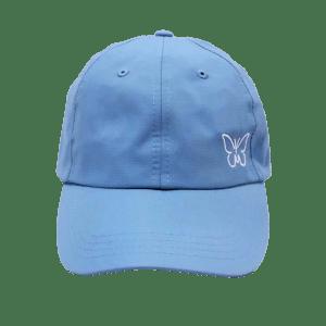 Hat blue Front