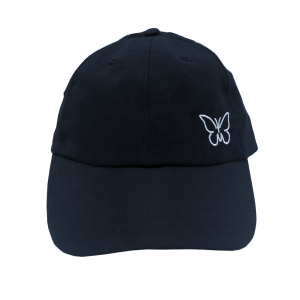 Navy Hat Front