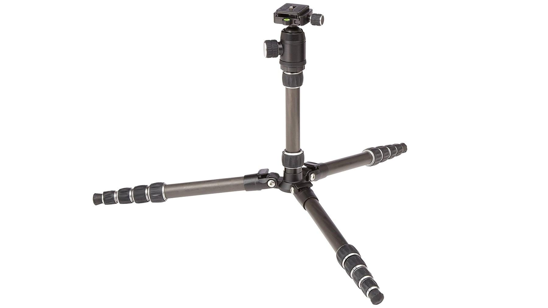 Useful photography tools: Amazon carbon fibre tripod