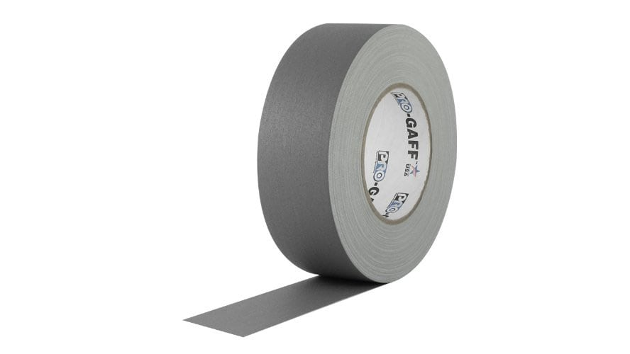 Useful photography tools: gaffer tape