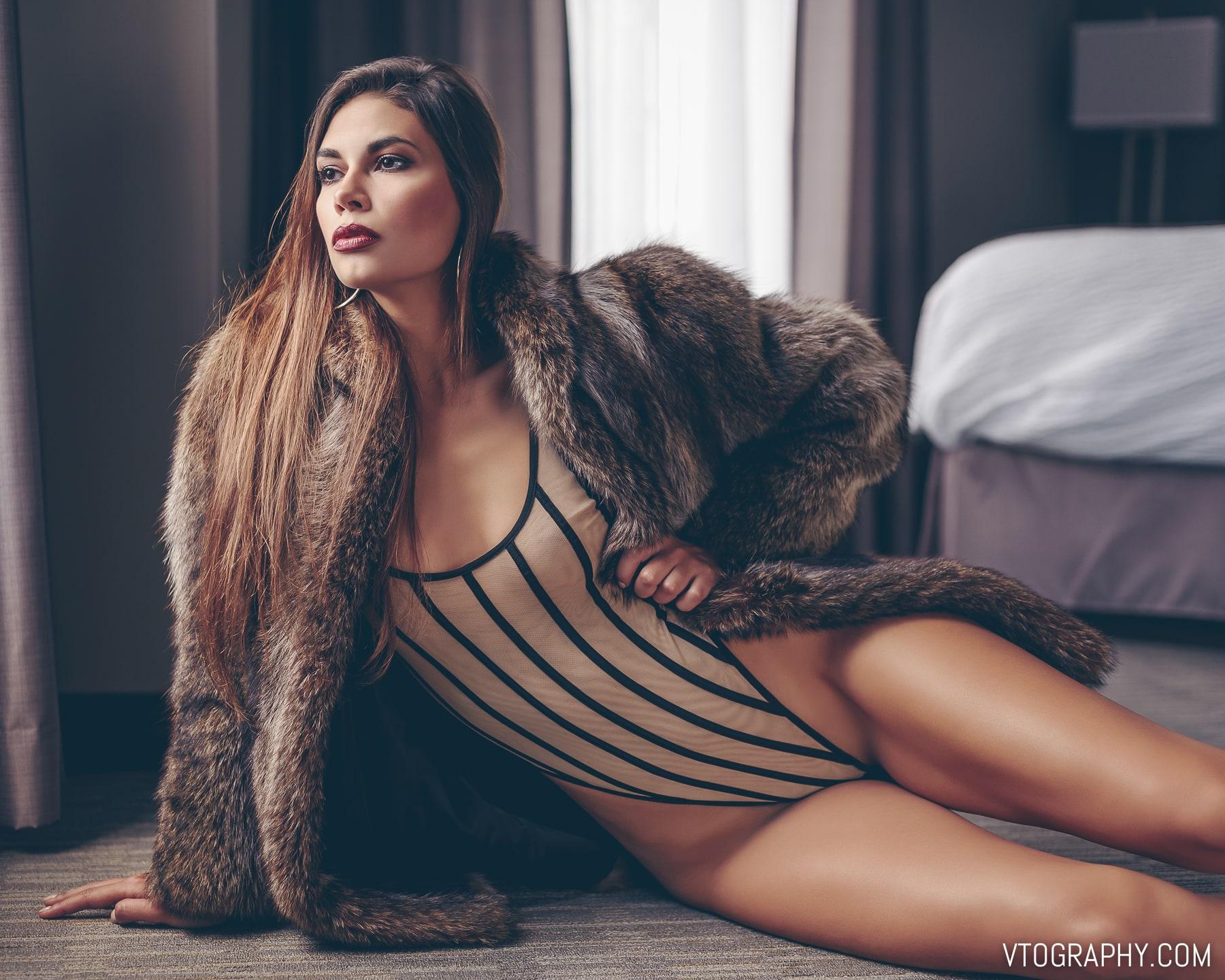Marietta Laan wears Bavella Boutique