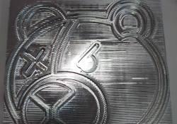 Пресс-форма из алюминия