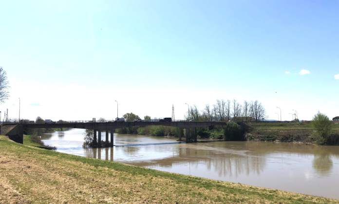Ponte Calcinaia via Giovanni XXIII°