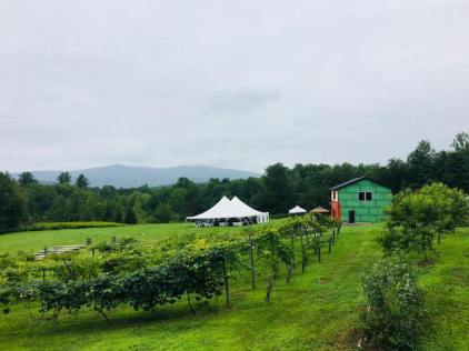 Tent Party Equipment Rental Vermont