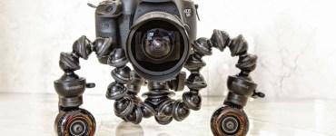 """CineSkates Camera Dolly"" by Onyxls1 - Own work. Licensed under CC BY-SA 3.0 via Wikimedia Commons - http://commons.wikimedia.org/wiki/File:CineSkates_Camera_Dolly.jpg#mediaviewer/File:CineSkates_Camera_Dolly.jpg"