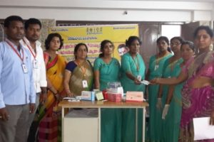 Cancer Awareness Camp in Markapuram