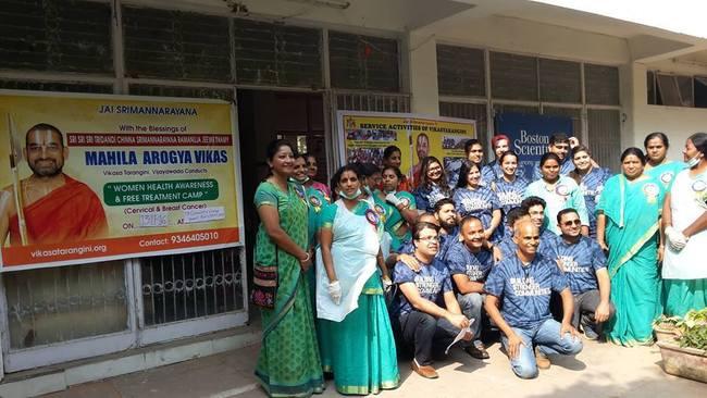 Women Health Care Camp Capital Delhi Mahila Arogya Vikas Team