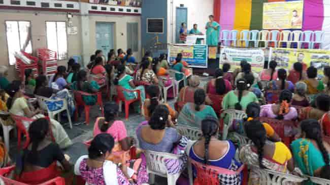 Women Health needs Immense Attention–Women Health Camp Madhira