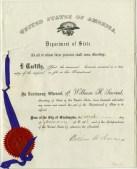 Pardon certification