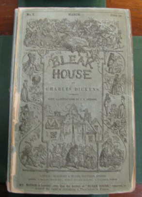 Front cover of volume I.