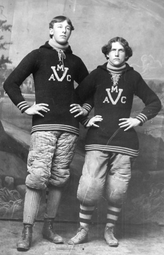 Students in shirt featuring Virginia Agricultural and Mechanical College logo