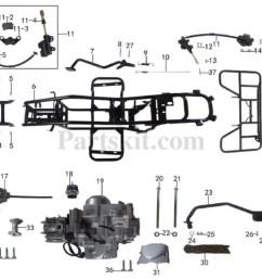 ohv engine diagram spark plug front back [ 1800 x 1142 Pixel ]