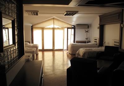 Phòng lớn tách biệt