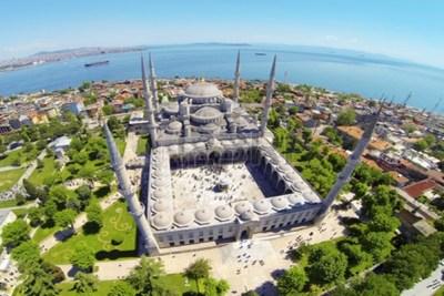 thánh đường sultan ahmed (blue mosque)