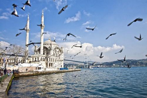 Nằm ở giữa hai châu lục, Thổ Nhĩ Kỳ là một điểm đến cực kì hđặc sắc