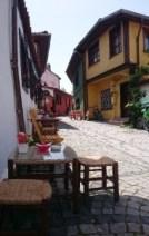 khu phố cổ Odunpazari ở thành phố cổ eskisehir