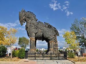 con ngựa thành troy